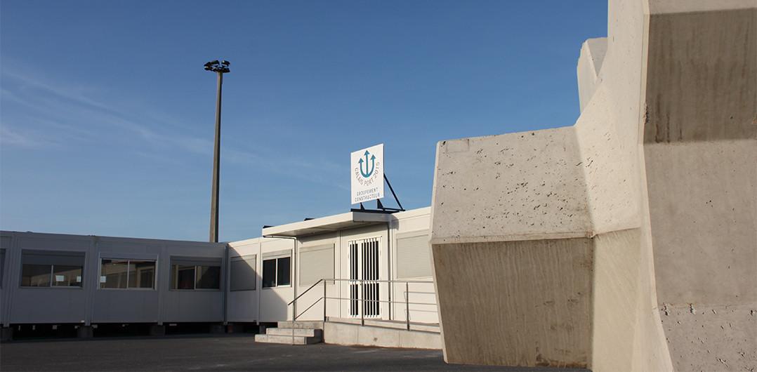 Design and Construction JV living base
